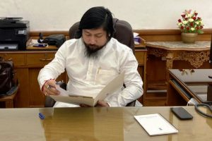 Separate state issue is people's demand: Nisith