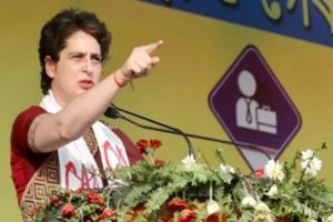 BJP government in cahoots with Twitter: Priyanka Gandhi