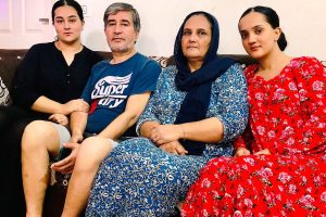 With Taliban recapturing power, Afghan family in India fears return of 'brutal regime'