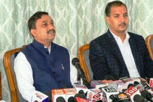 Anurag Thakur's yatra infused new enthusiasm in workers: HP BJP Chief