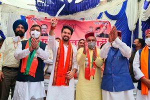 PM Modi gave representation to all in Union Cabinet: Anurag Thakur