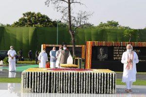 PM Modi pays tributes to Atal Bihari Vajpayee on his Punya Tithi