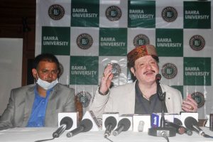 Bahra University to bear expenses of students orphaned in Covid