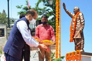 Jai Ram pays tribute to AB Vajpayee, remembers his contribution to HP
