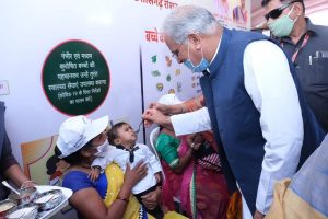 Mukhyamantri Suposhan Abhiyan: Nearly 1.41 lakh children cured of malnutrition with distribution of hot-cooked meal and all-round nourishment