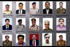 Independence Day 2021: Delhi Police personnel conferred Police Medals for their services
