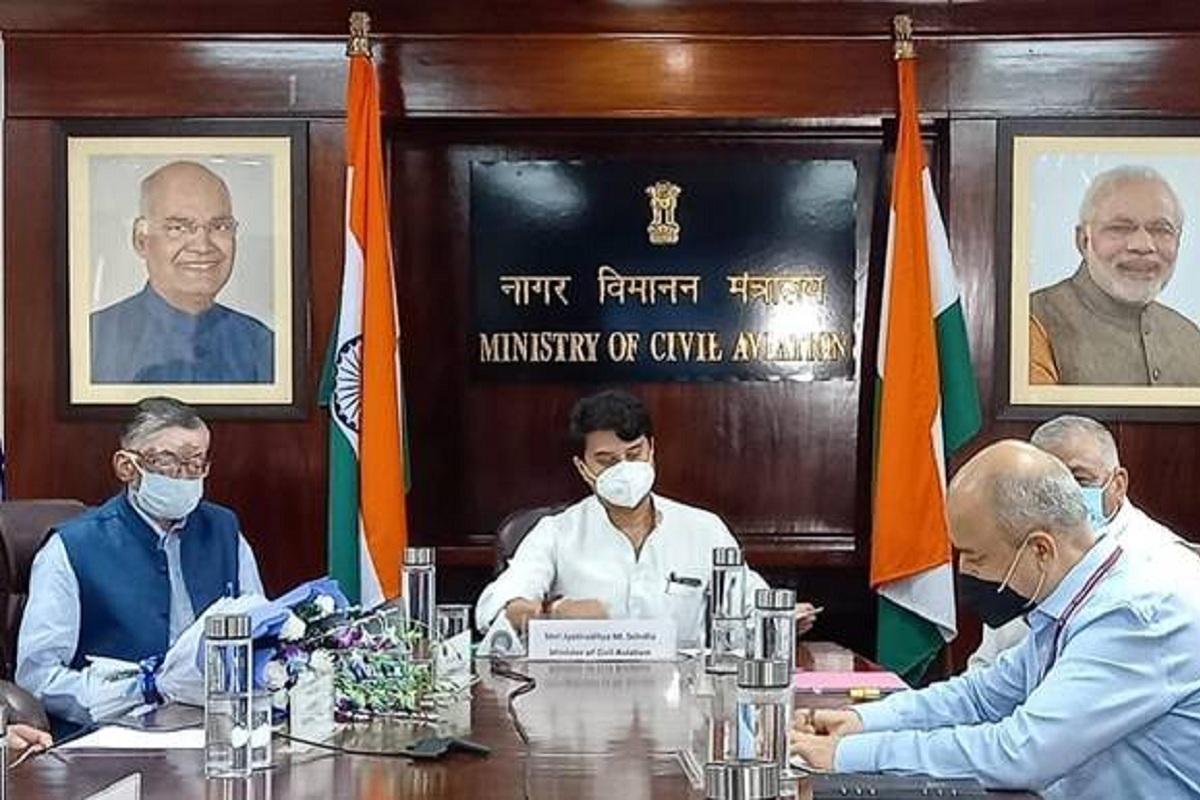 Bareilly, Mumbai, Jyotiraditya Scindia, Ministry of Civil Aviation