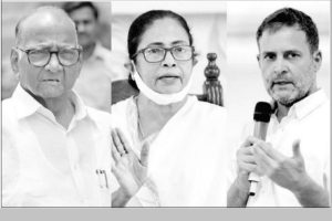 Political Diary   Will the Opposition ever be able to unite?