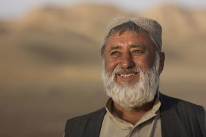 Encounter with a wise Afghan
