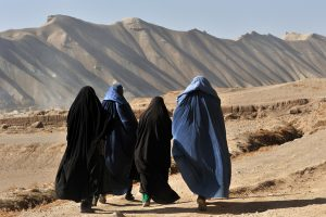 Political diary   World must protect Afghan women