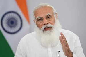 Govt working towards providing 'Green and Clean' mobility : PM Modi