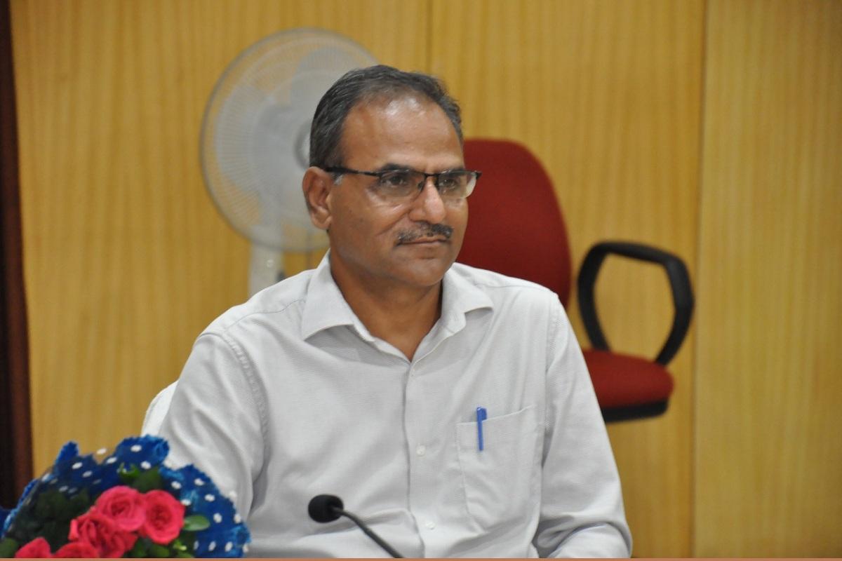Pramod Kumar, North Central Railway, Indian Railway Service of Electrical Engineers