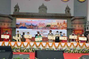 PresidentKovind inaugurates Ramayana Conclaveat Ayodhya