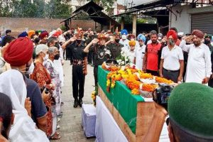 Efforts upscaled to search another pilot of Army helicopter that crashed on 3 August