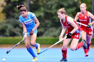 Extremely honoured to be nominated for FIH Women's Rising Star of the Year Award: Sharmila Devi
