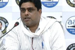 BJP set to earn money by handing over weekly markets to the private mafia: Vikas Goel