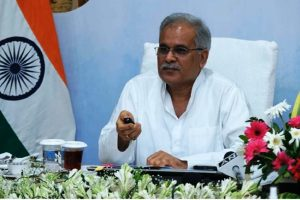 Chhattisgarh transfers Rs 1522 crores in farmers' bank accounts on Rajiv Gandhi's birth anniversary