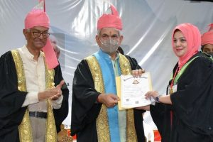 Youth capable of building peace in J&K: LG Sinha