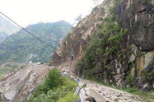 More than 40 people, many vehicles buried following major landslide in Himachal's Kinnaur