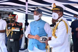Rajnath urges industry to take advantage of global demand for military equipment