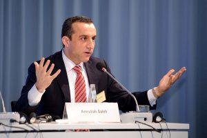 Amrullah Saleh declares himself Afghanistan's caretaker President