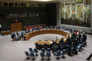 India takes over UNSC presidency; to work for humanity,focus on terror