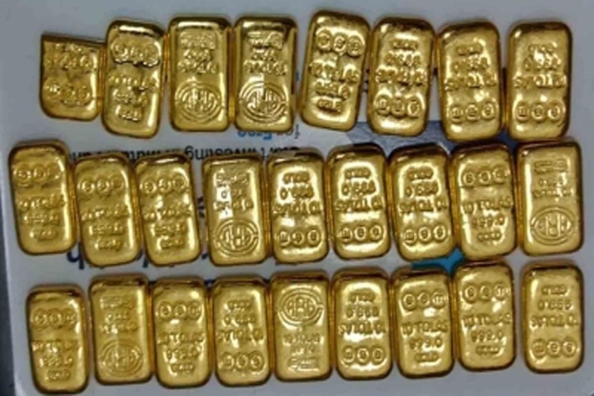National Investigation Agency (NIA), New Delhi Railway Station Gold Smuggling Case