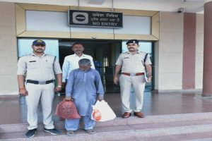 Mentally challenged man from MP freed from Pak jail after 23 yrs