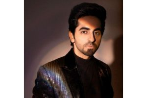 Ayushmann Khurrana flags off initiative to protect kids from cyber bullying