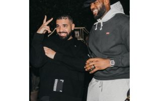 Had Covid and it made me lose my hair: Drake