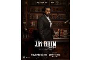 Suriya inks 4-film deal with Amazon Prime Video