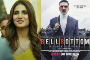 Vaani recalls how she feared stepping out of bio-bubble during 'Bell Bottom' shoot