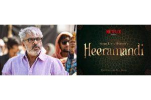 Sanjay Leela Bhansali, Netflix come together for mega-series 'Heeramandi'