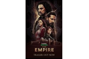 Kunal Kapoor and Shabana Azmi starrer series 'The Empire', trailer is out now!