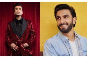 KJo reveals why Ranveer Singh fits well to co-host 'Bigg Boss OTT'