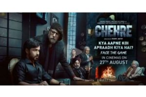 Amitabh Bachchan's 'Chehre' to be released in theatres on Aug 27