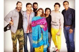 Aparshakti Khurana had a great time shooting 'Helmet'