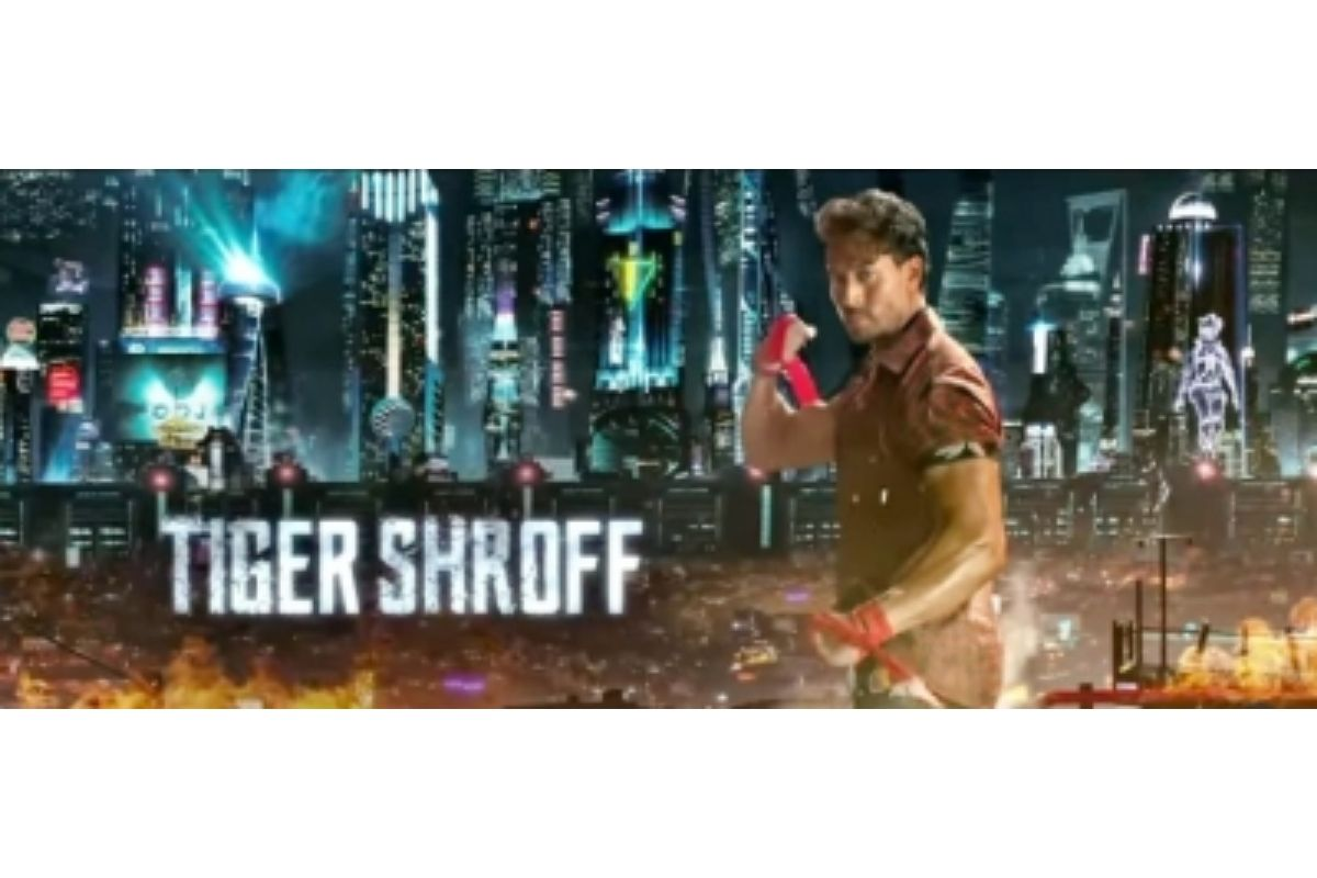 Tiger Shroff, Ganapath