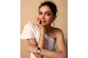 Deepika Padukone doesn't let her busy schedule to keep away from brand commitments
