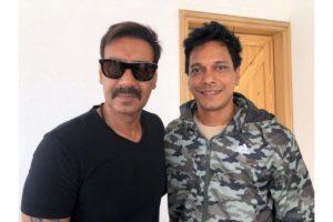 'Bhuj' actor Mahesh Shetty: I have always idolised Ajay Devgn