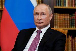 Putin criticizes Western nations for housing Afghans in Central Asia