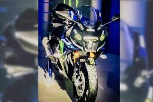 See the next incarnation of the Yamaha R15