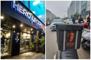 Hero Lectro partners with Swiggy for food delivery
