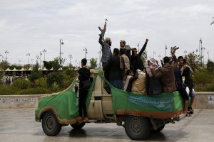 Fighting rages between Yemeni army, Houthis in Marib