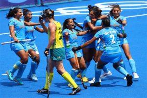 Hockey: Indian women make historic entry into Olympics semifinals