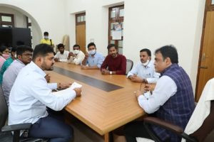 ABVP demands complete implementation of NEP in Karnataka