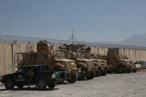 Putting price tags on US military equipment left behind in Afghanistan