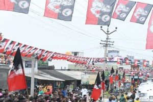 AIADMK to launch protests against raids on its mouthpiece