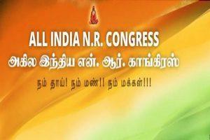 P. Rajavelu files nomination for Deputy Speaker's post in Puducherry