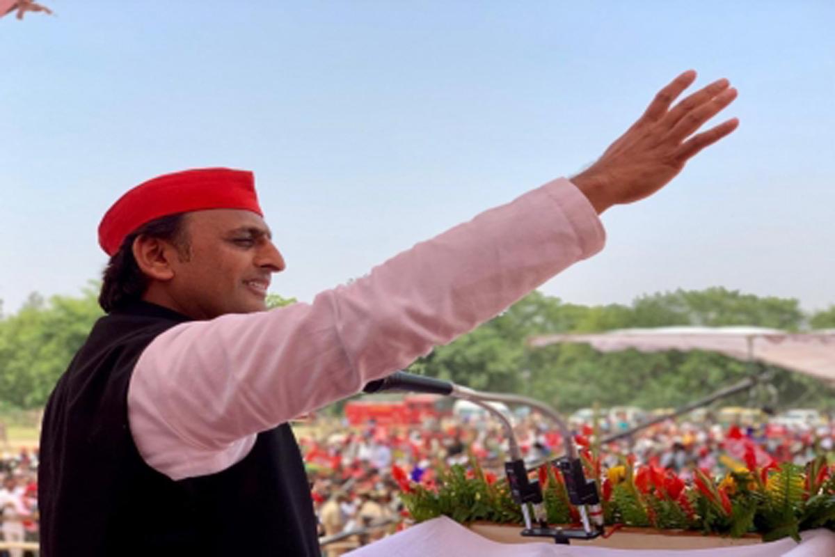 Samajwadi Party president, Akhilesh Yadav, Farmers, BJP